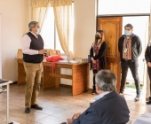 MUNICIPIO DESARROLLA TALLER DE ALIMENTACIÓN SALUDABLE PARA USUARIOS DE DISTINTOS PROGRAMAS